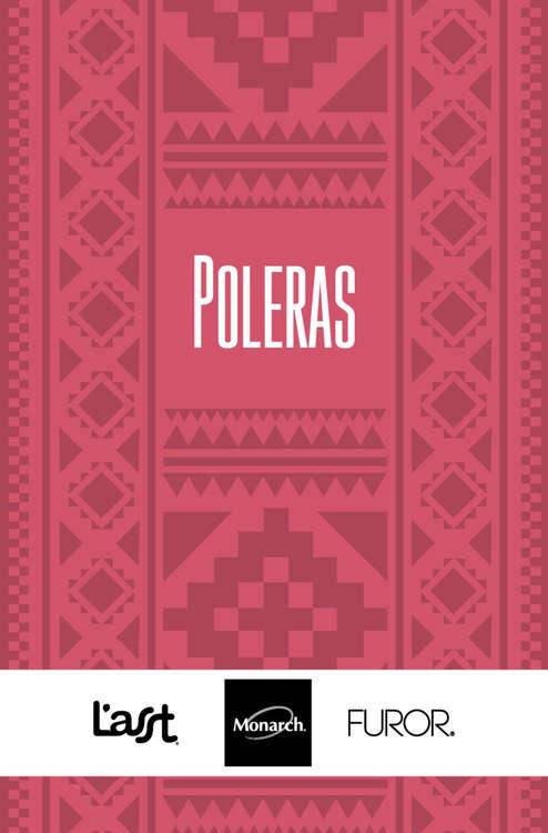 Ofertas de Monarch, Poleras