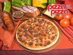 Ofertas de Pizza Pizza, Menú