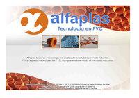 catálogo alfaplas