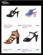 Ofertas de Sei Mujer, zapatos verano