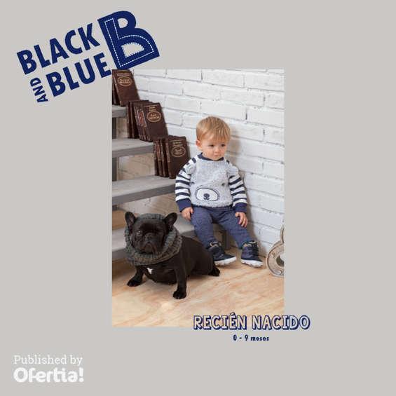 Ofertas de Black And Blue, colección recién nacido