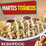 Ofertas de Schop Dog, Martes titánicos