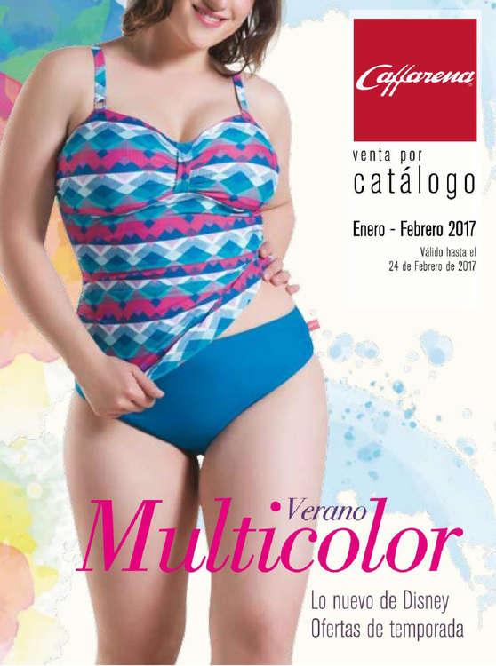 Ofertas de Caffarena, Catálogo enero-febrero