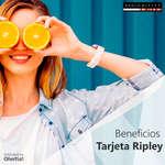Ofertas de Banco Ripley, Beneficios Tarjeta Ripley