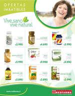 Ofertas de Farmacias Redfarma, vive sano