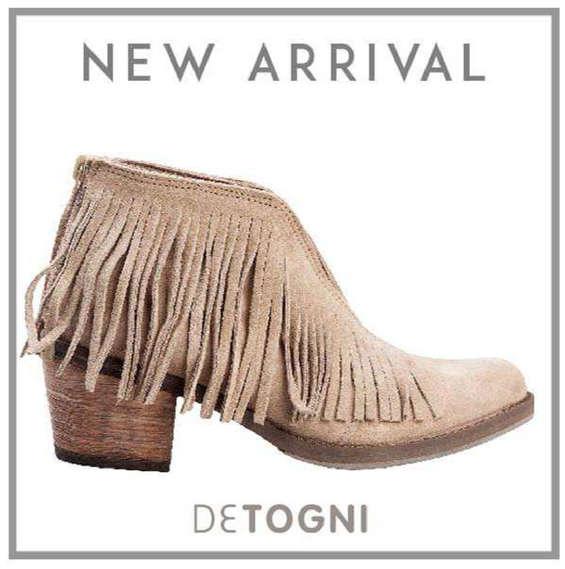 Ofertas de Detogni, new arrival