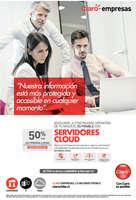 Ofertas de Claro, servidores cloud