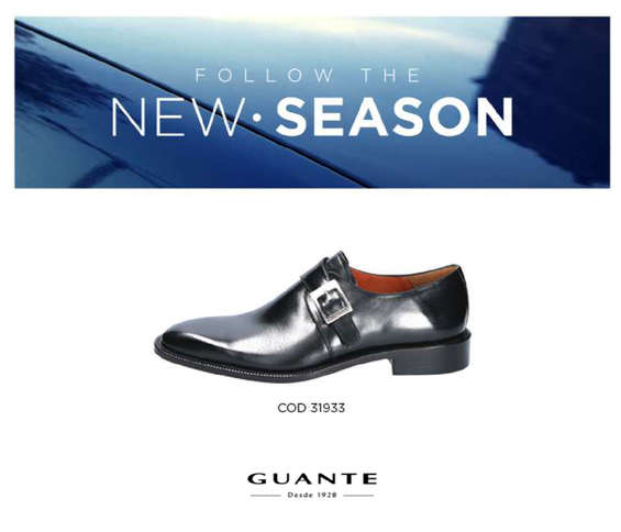 Ofertas de Guante, follow the new season