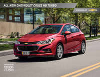 all new chevrolet cruze HB turbo