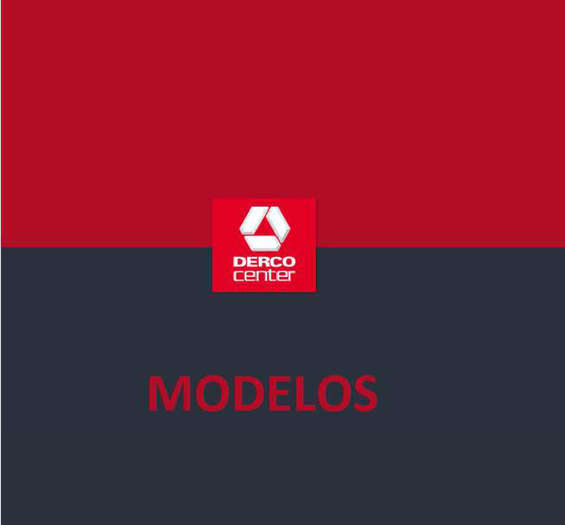 Ofertas de Derco, MODELOS DERCO