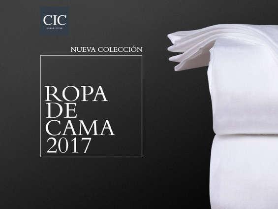Ofertas de CIC, Ropa de cama 2017