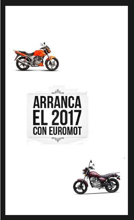 Ofertas de Euromot, 2017 con euromot