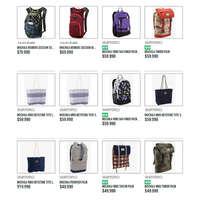 mochilas, bolsos y maletas