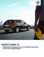 Ofertas de BMW, BMW X1