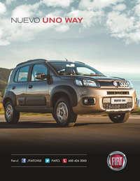 Fiat Nuevo Uno Way