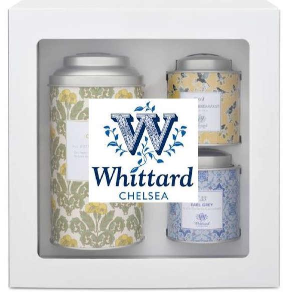 Ofertas de Whittard, Productos