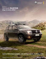 Ofertas de Renault, nuevo renault duster 2017