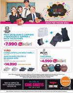 Ofertas de Johnson, escolares johnson