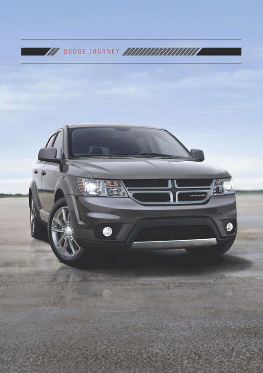 Ofertas de Dodge, Nuevo Dodge Journey