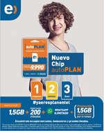 Ofertas de Entel, nuevo chip auto plan