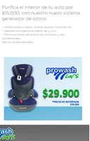 Ofertas de Pro Wash Cars, ofertas y promociones