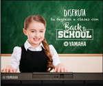 Ofertas de Yamaha Instrumentos, back to school