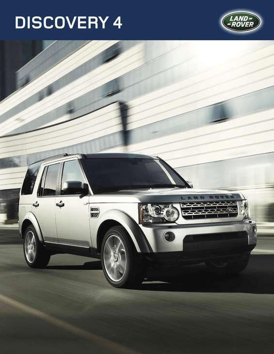 Ofertas de Ditec Automóviles, Range Rover: Discovery 4