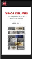 Ofertas de Club de Amantes del Vino, vinos del mes