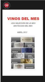 vinos del mes