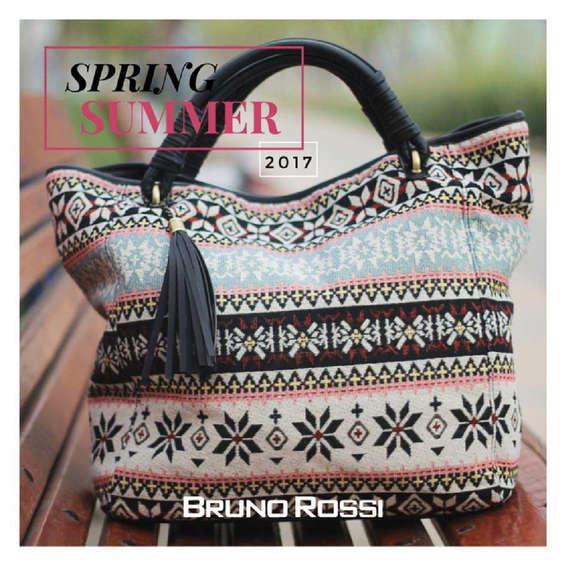 Ofertas de Bruno Rossi, bolsos primavera verano