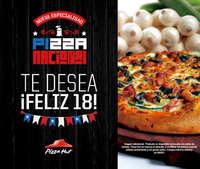 nuevas pizzas