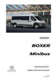 Boxer Minibus