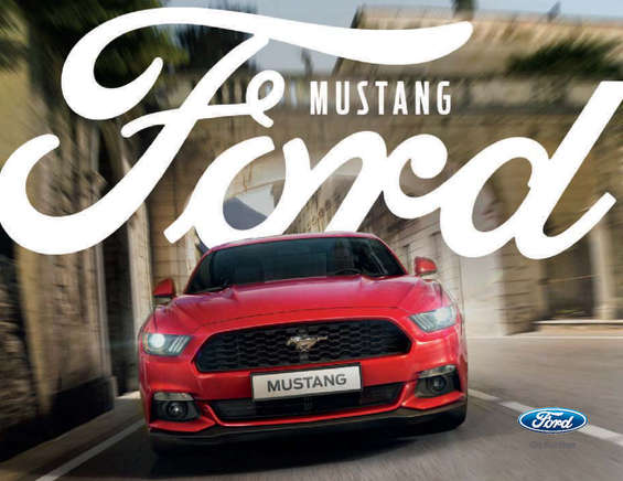 Ofertas de Ford, Ford Mustang