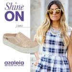 Ofertas de Azaleia, shine on