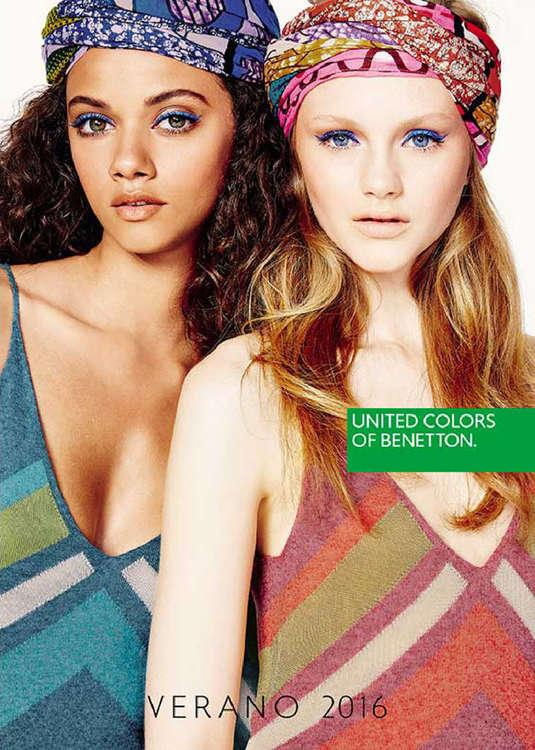 Ofertas de Benetton, Verano 2016 - Colección Mujer