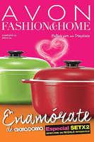 Ofertas de Avon, Campaña 03 Fashion & Home