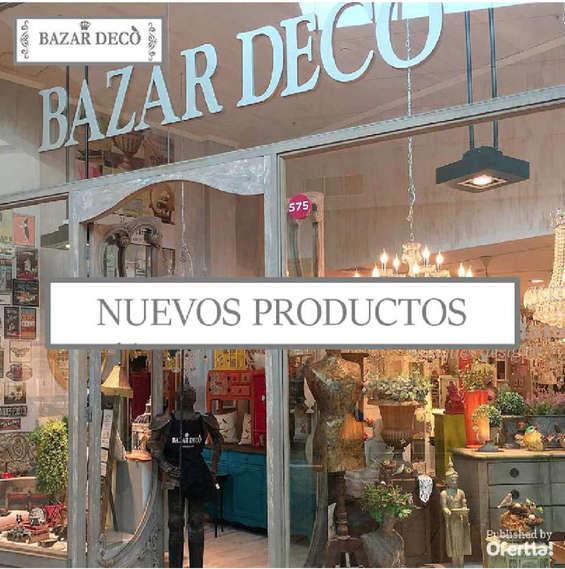 Ofertas de Bazar Deco, nueva temporada