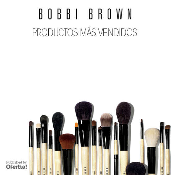 Ofertas de Bobbi Brown, productos mas vendidos