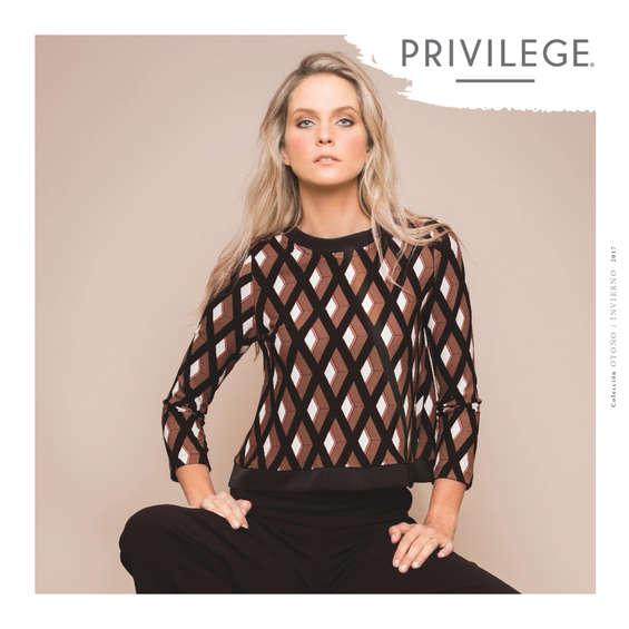 Ofertas de Privilege, Catalogo Privilege Otoño Invierno 2017