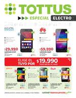 Ofertas de Tottus, electro Febrero