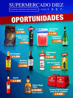 Ofertas de Supermercado Diez, oportunidades