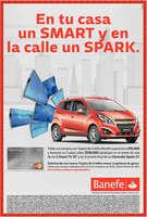 Ofertas de Banco Banefe, smart spark