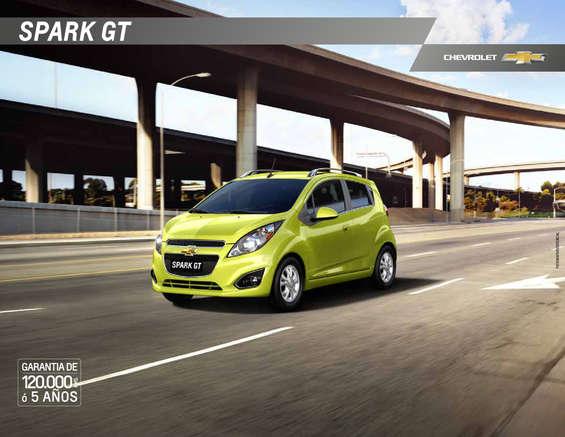 Ofertas de Chevrolet, Spark GT