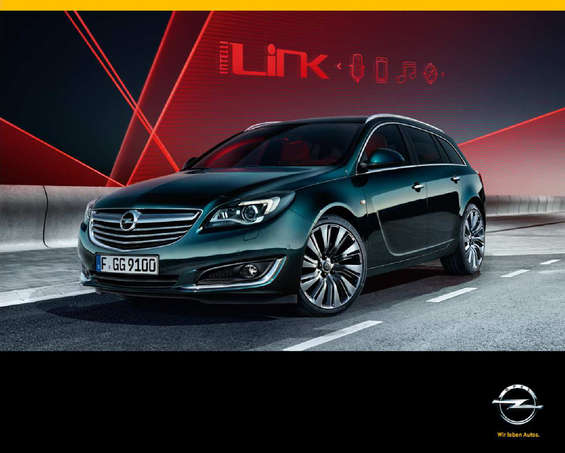 Ofertas de Opel, new open insignia sedán