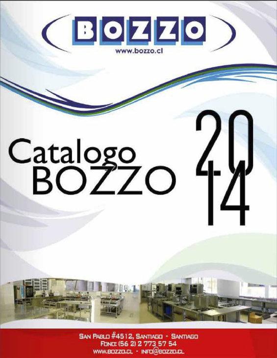 Ofertas de Bozzo, Catálogo Bozzo
