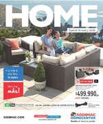 Ofertas de HomeCenter Sodimac, especial terrazas y jardín
