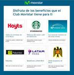 Ofertas de Movistar, beneficios club movistar