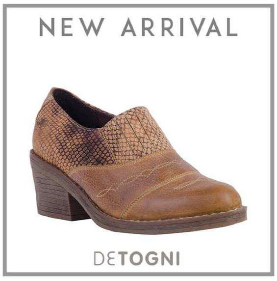 Ofertas de Detogni, new arrivals
