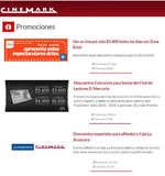 Ofertas de Cinemark, promociones