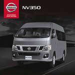 Ofertas de Nissan, nuevo NV350